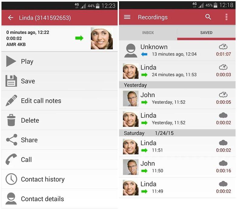 ÎNREGISTREAZĂ CONVORBIRILE TELEFONICE
