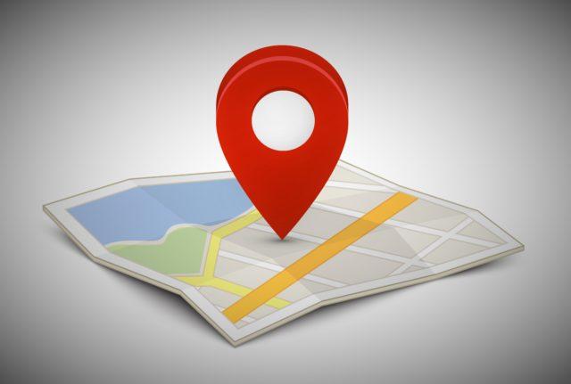 localizarea prin GPS
