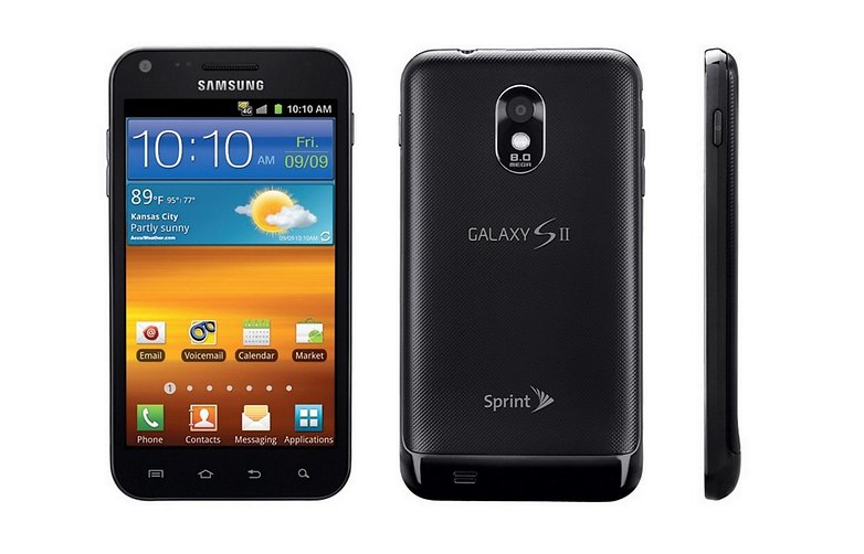nume ridicole Samsung Galaxy S II Epic 4G Touch