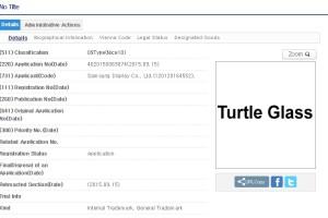 turtle glass
