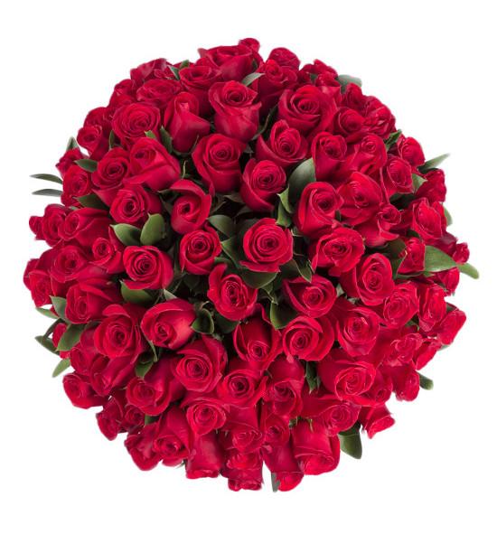 buchetul de trandafiri perfect