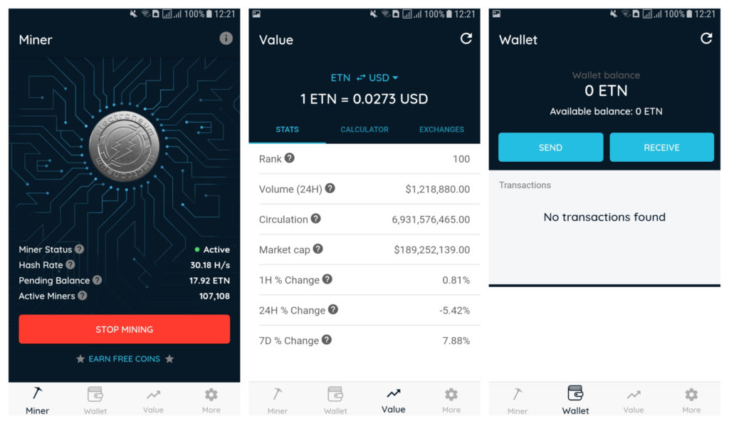 Electroneum TOP Android Apps to Make Money