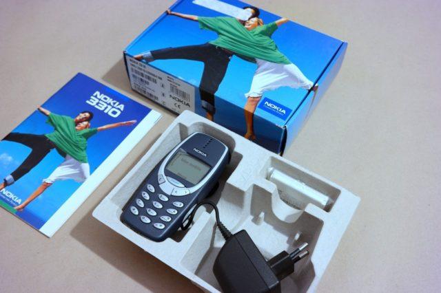 Nokia 3310 se întoarce