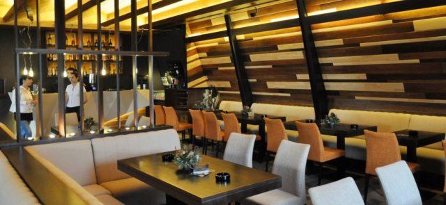 restaurant ultra modern