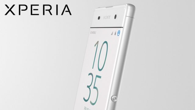 sony xperia X Premium