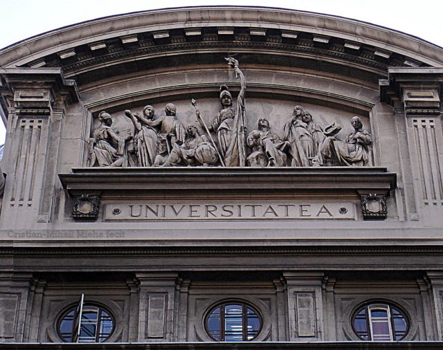 top al universitatilor